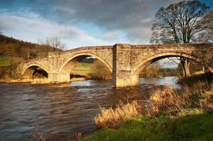Dales Bridge by taffmeister
