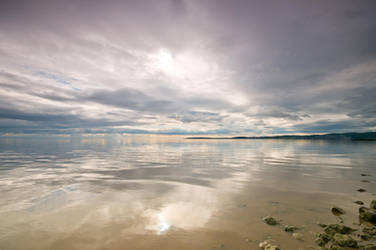 Morecambe Bay by taffmeister