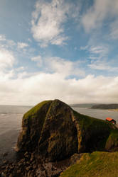 Dunaverty Rock by taffmeister