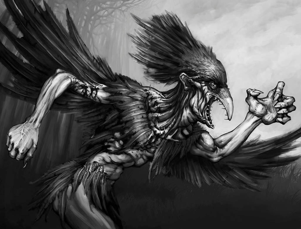 Lord of the Ravens by TeroPorthan