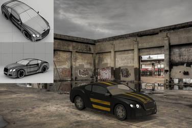 Car By Abizar Sabuwala by ABIFRIEND