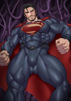 Kal-el in alien territory by Suyohara