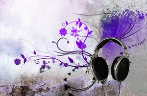 Headphones art by Mindux692