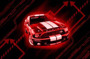 Shelby 500 wallpaper by Mindux692
