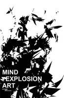 Mind explosion art by Mindux692