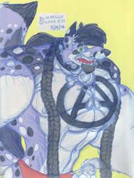 Big Blue Miller in Color by millerjsullivan