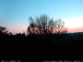 SKY BEND by CrimsonBlack