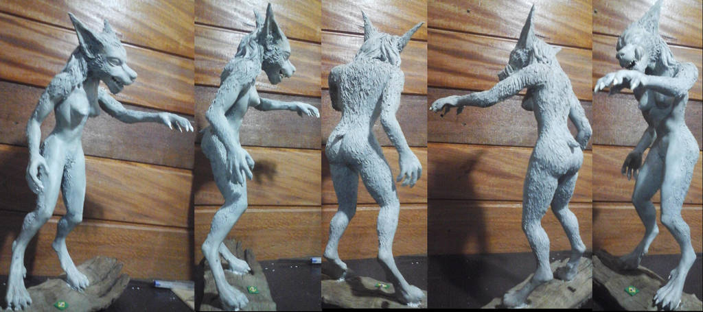 The howling project update. by Mago2007