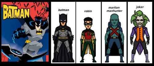 The Batman Season 4 Episode 13 by the-collector-13