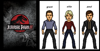 Jurassic Park 3  Movie by the-collector-13