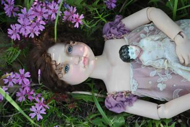ladoll bjd doll Vanessa 3 by GalinaZaharova