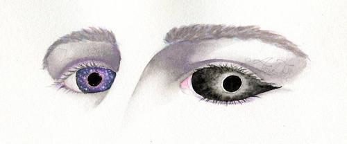 Eclipse Eyes by MoonwalkingHorse
