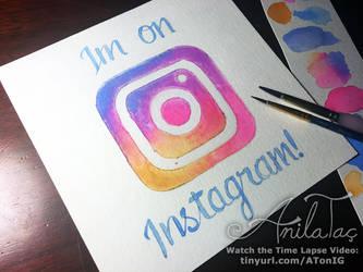 I'm on Instagram! by MoonwalkingHorse