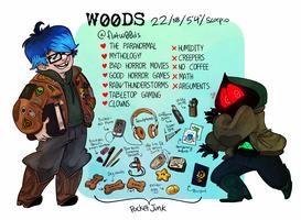 Meet the Artist by flatw00ds