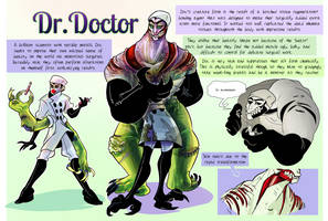 Dr. Doctor by flatw00ds