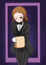Tsubasa as Shelly ???? by DAgilityRei