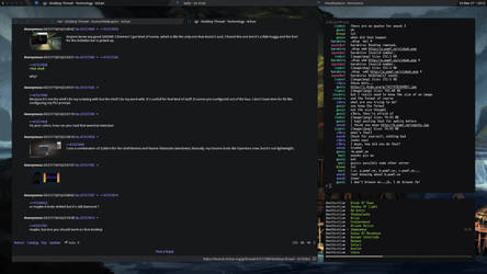 Twily Linux Desktop v4 by dwv91