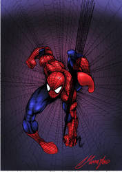 spider-man: colorful by PepesArt