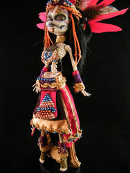 Custom Skelita by EngelMech