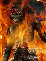 MASKED RIDER BURN SERIES 2 by RAMAHYDE