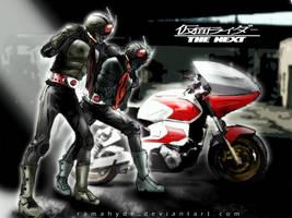 Rider comrades by RAMAHYDE