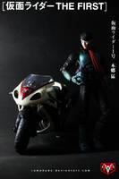 KAMEN RIDER - CYCLONE5 by RAMAHYDE