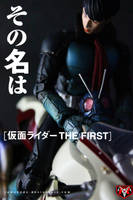 KAMEN RIDER - CYCLONE6 by RAMAHYDE