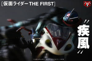 KAMEN RIDER - CYCLONE11 by RAMAHYDE