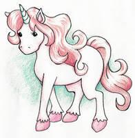 Pretty Pink Pony by Bon-Bon-Bunny