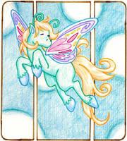 Pretty Pixie Pony by Bon-Bon-Bunny