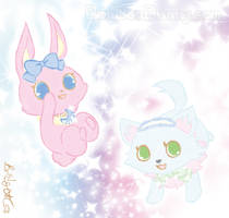 Jewelpet Kira Kira Insanity by Bon-Bon-Bunny