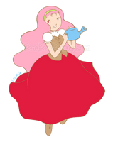 Popuri - Harvest Moon Collab by Bon-Bon-Bunny