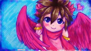 (Sketchpad) Pink Pit by Bon-Bon-Bunny