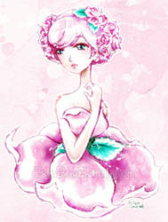 Shoujo Lady Rose by Bon-Bon-Bunny