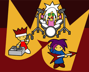 Little Dinky Band by Zero4bx