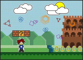 Pixel World by Zero4bx