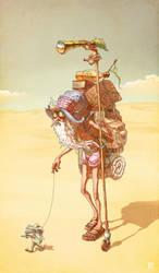 Burning Man by Newveau