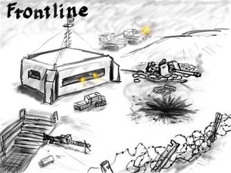 Frontline by Stossetruppe
