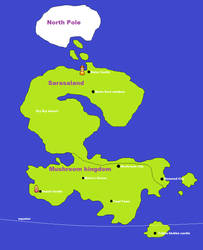 Mushroom World Map.Mushroom World Map By Themrjose258 On Deviantart
