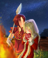 FE6: Red Valentine by EnigmaAerion