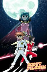 Scott in Space by Inkmo