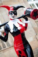 Harley Quinn by MortenW