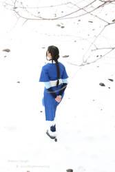 Katara ATLA: Winter Solice by WildTigerCosplay