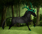 Prince Cailan | Stag | General by ChrissyMax