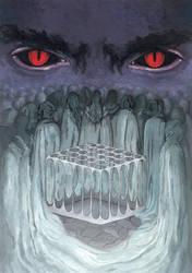 COVERBOOK: Silencio - Klatka by psoty