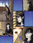 Yowler and Draggin, page 2 by SekoiyaStoryteller