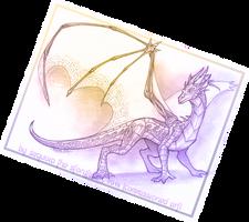 Bio-Ware Wings (commission/gift) by SekoiyaStoryteller