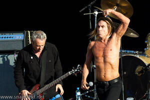 IGGY POP PALEO 2010 by snapboy