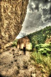 Ruines Vaison la romaine by snapboy