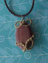 Redwood Marble wrap by GoGo-T-W